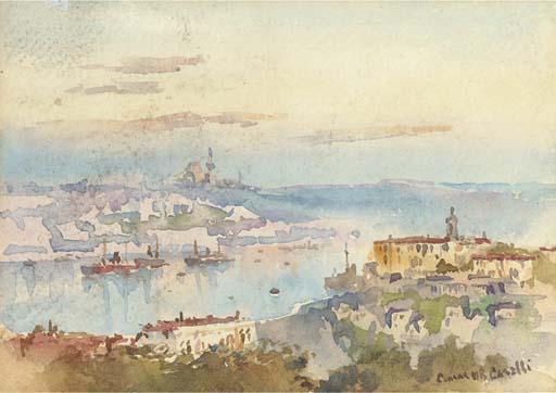 Conrad H.R. Carelli (b.1869)