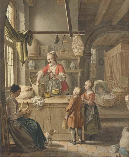 Willem Joseph Laquy (1738-1798