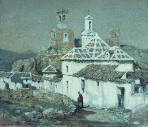 Albert Moulton Foweraker (1873