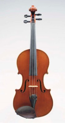 AN INTERESTING VIOLIN, ITALY C