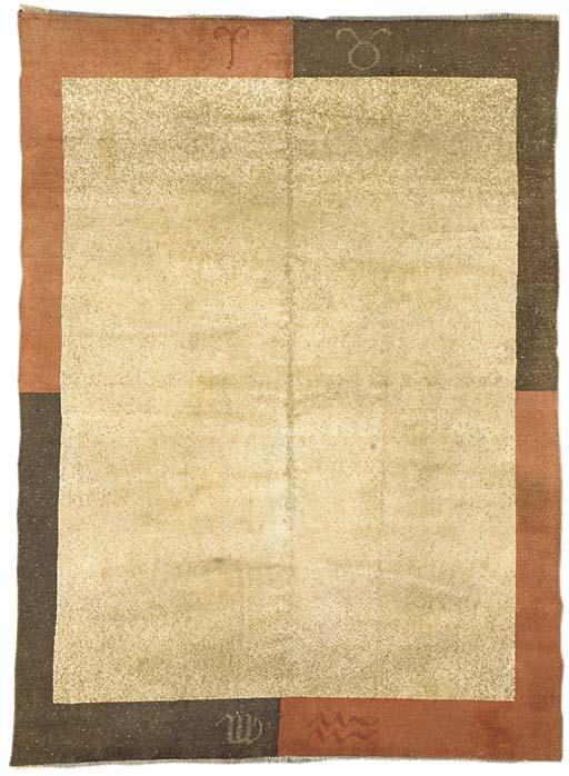 An European carpet of contempo