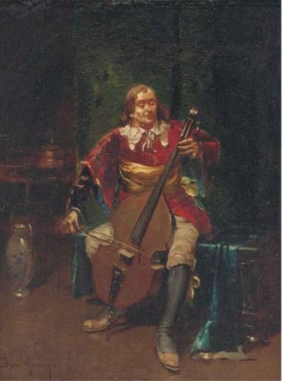 David Eugene Girin (1848-1917)