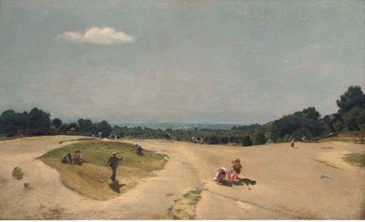 Charles Walker, circa 1900