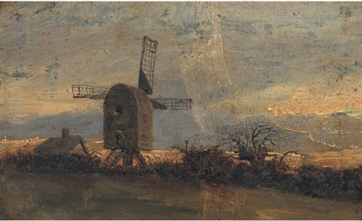 Attributed to John Berney Crom