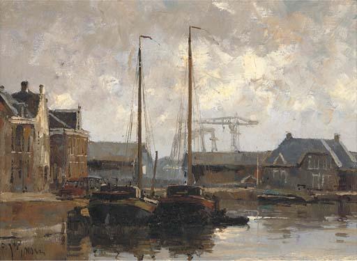 Frits J. Goosen (b.1943)