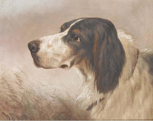 William Perring Hollyer (1834-