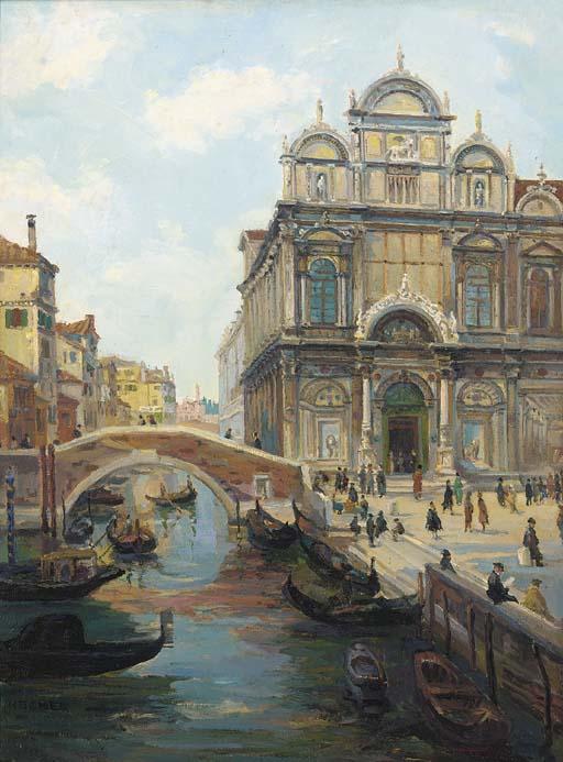 Peter Emil Recher (1879-1948)