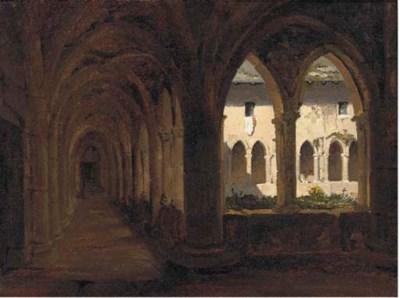 Auguste Delacroix (1809-1868)