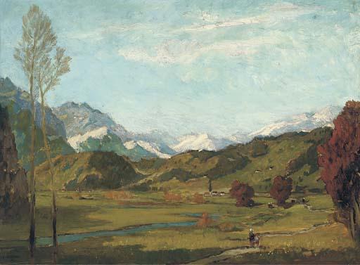 Carl Oscar Arends (1863-1932)