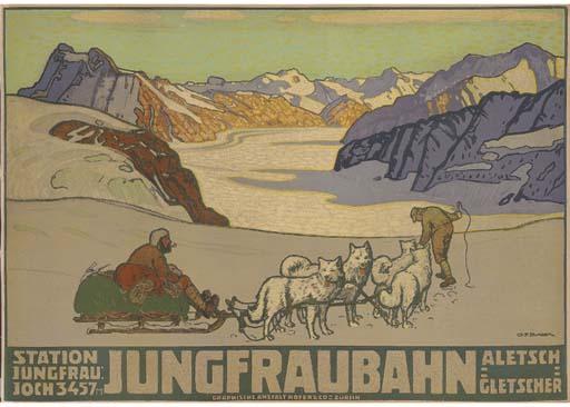 BURGER, Wilhelm F. (1882-1964)