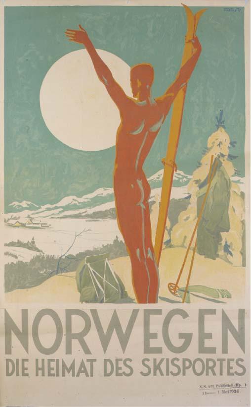 DAVIDSEN, TRYGVE M (1895-1978)
