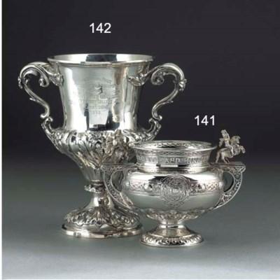A George V Scottish Silver Cha