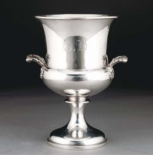 A George IV Irish Silver Two-H