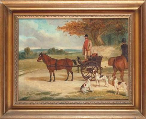 Richard Whitford (fl.1854-1887