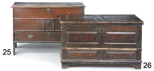 A PINE CHEST