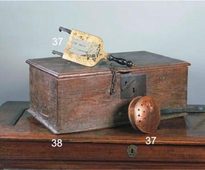 AN OAK BOX