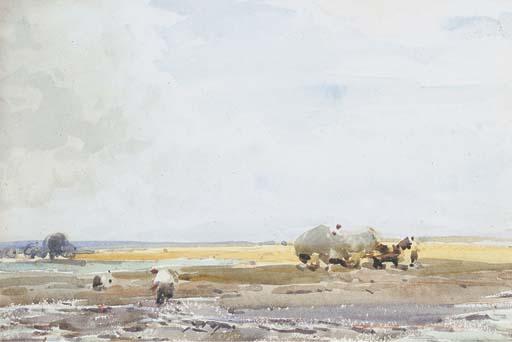 Claude Hayes, R.I. (1852-1922)