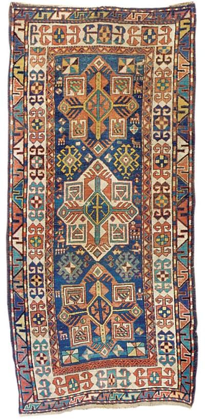 An Antique South Caucasian rug