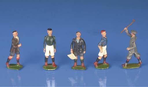 Britains Sportsmen