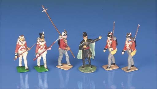 Carman Troops of Waterloo