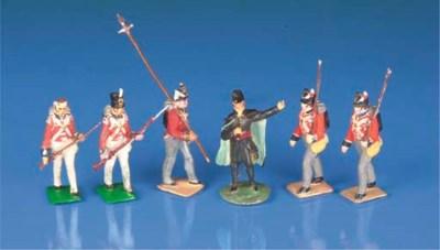 Carman Troops of Waterloo