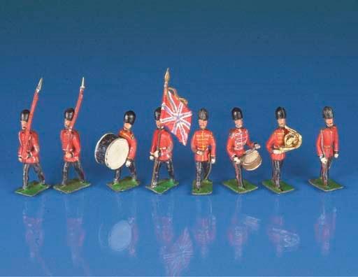 Heyde Soldiers, Assorted