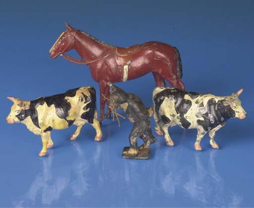Assorted Britains Animals