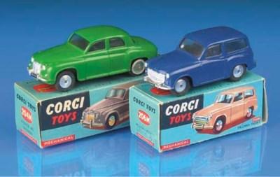 Corgi Mechanical Saloons