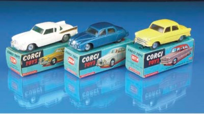 Corgi Mechanical Saloons