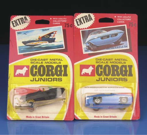 Corgi Juniors Film and TV