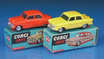 Corgi Mechanical Saloons,  195