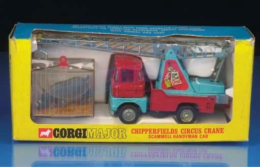 Corgi Commercials