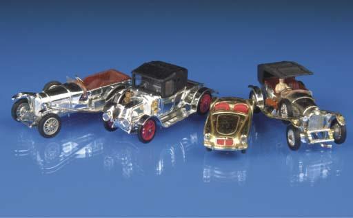 Corgi pre-production models an