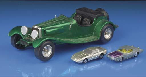 Corgi Ex-Factory Pre-Production Models