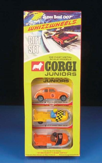 A rare Corgi Juniors 3004 Jame