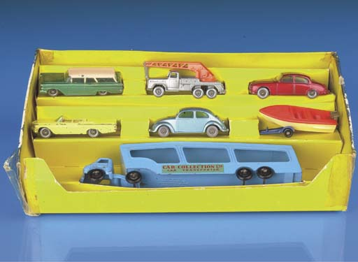 Lesney Matchbox,  early to mid