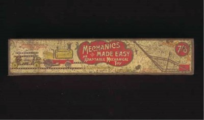 An early-issue 'Mechanics Made