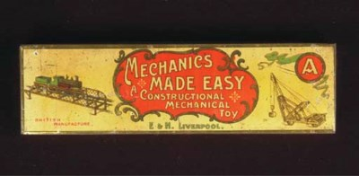 A 'Mechanics Made Easy' Box A