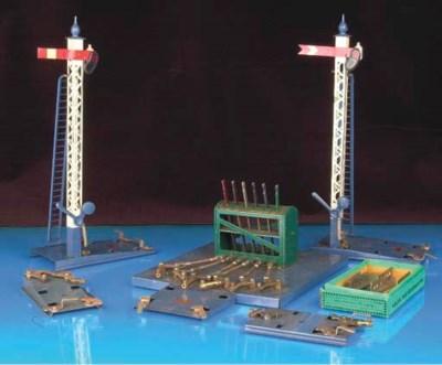 Hornby Control System lever fr