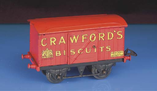 Hornby Series Goods Wagons