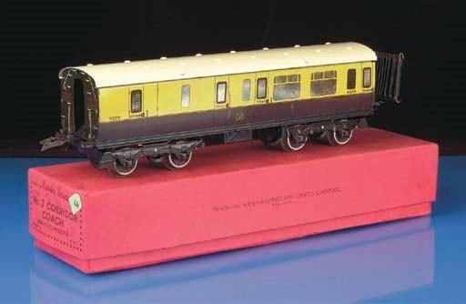 Hornby Series GW and LMS corri