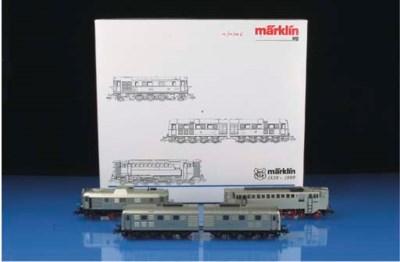 Märklin Diesel Digital Locomot