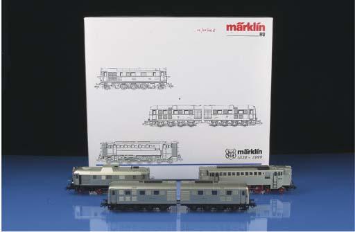 Märklin Diesel Digital Locomotives