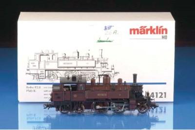 Märklin Steam outline digital