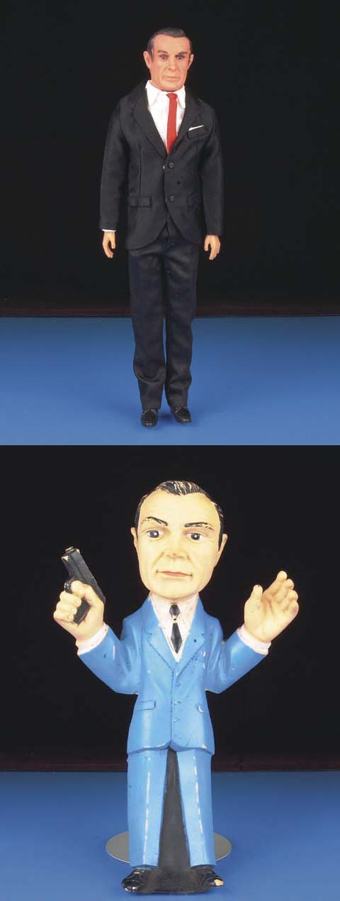 James Bond Figures