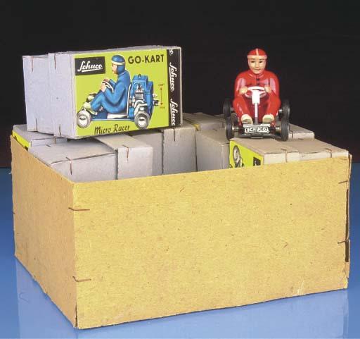 Schuco clockwork 1035 Micro-Ra