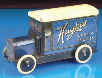 A Hughes Cake & Biscuits Motor