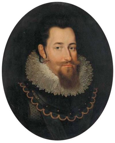 Follower of Pieter Isaacsz.