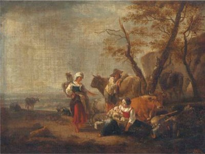 Attributed to Willem Romeyn (H