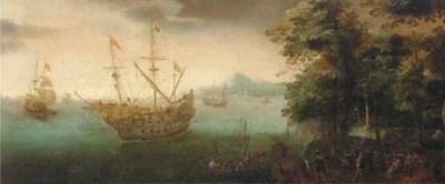 Circle of Cornelis Verbeeck (H